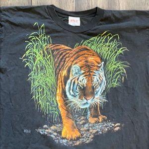 Vintage Wild Wear Tiger T-shirt